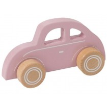 Little Dutch wooden pink beetle