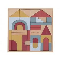 Little Dutch wooden Building Blocks PURE & NATURE