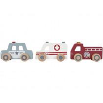 Little Dutch Emergency Services Vehicles