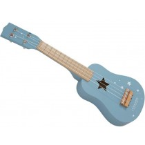 Little Dutch guitar blue