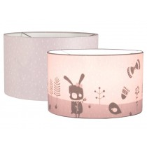 Little Dutch hanging lamp silhouette pink sprinkles