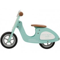 Little Dutch wooden scooter MINT