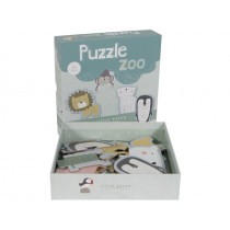 Little Dutch Puzzle ZOO ANIMALS