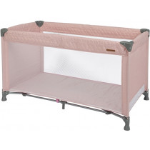Little Dutch travel bed PINK