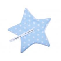 Little Dutch dummy cloth stars blue