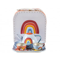 Little Dutch Tea Set RAINBOW