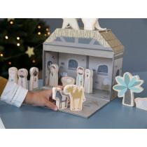 Little Dutch Nativity Set