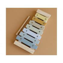 Little Dutch Xylophone BLUE pastel