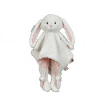Little Dutch Cuddle Cloth RABBIT pink