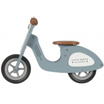 Little Dutch Wooden Scooter BLUE