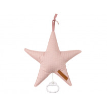 Little Dutch Music Box STAR light pink