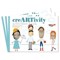 Londji Activities Book CreARTivity