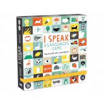 Londji Game I SPEAK 6 LANGUAGES