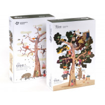 Londji Reversible Puzzle MY TREE (50 Pieces)