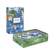 Londji Puzzle DISCOVER THE WORLD (200 Pieces)
