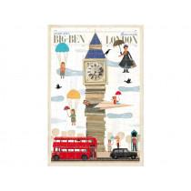 Londji Puzzle LONDON (200 Pieces)