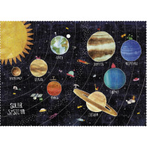 Londji Illuminating Puzzle DISCOVER THE PLANETS (200 Pieces)