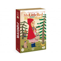 Londji Shape Puzzle MY LITTLE RED (36 Pieces)