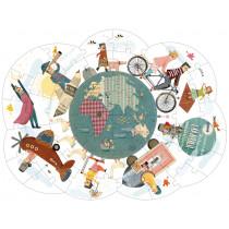 Londji Puzzle Around My Planet (54 Pieces)