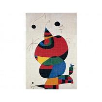 Londji Micro Art Puzzle Jean Miro FEMME (150 pieces)
