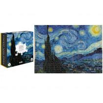 Londji Puzzle Van Gogh STARRY NIGHT (1000 Pieces)