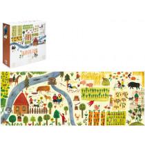 Londji Puzzle ENJOY THE FARM (100 Pieces)
