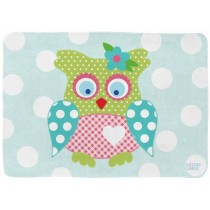 Lottas Lable playmat Owl Eugenia