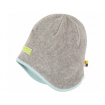 loud + proud cap soft velours grey