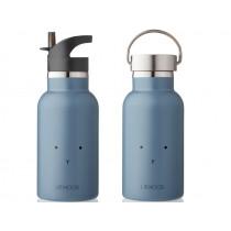 LIEWOOD Water Bottle Anker RABBIT misty blue