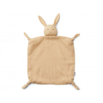 LIEWOOD Cuddle Cloth Agnete RABBIT smoothie yellow