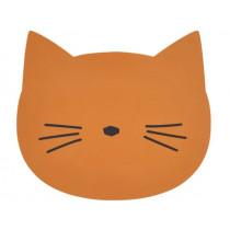LIEWOOD Placemat Aura CAT mustard