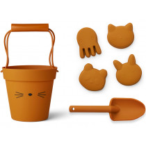LIEWOOD Beach Toys Dante CAT mustard