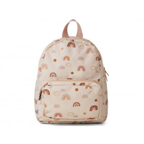 LIEWOOD Kids Backpack Allan RAINBOW LOVE sandy