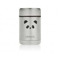 LIEWOOD Food Jar Nadja PANDA stainless steel