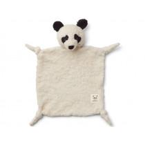 LIEWOOD Cuddle Cloth Lotte PANDA creme de la creme