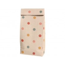 Maileg 5 Gift Bags MULTI DOTS