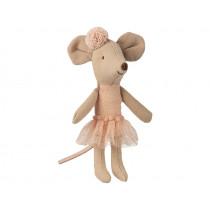 Maileg Little Sister Mouse BALLERINA