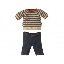 Maileg BLOUSE & SHORTS for Teddy Dad