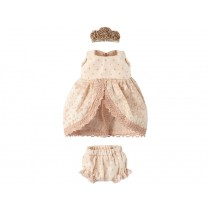 Maileg Princess Dress rose