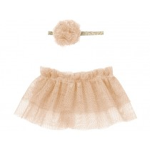 Maileg TUTU & HAIRBAND for Mini rose