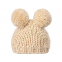 Maileg KNITTED HAT Cream