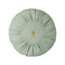 Maileg Round Cushion ICE CREAM mint
