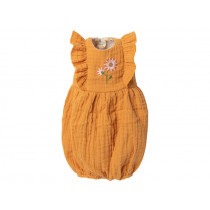 Maileg JUMPSUIT yellow (Size 4)