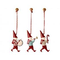 Maileg 3 Metal Ornaments PIXY