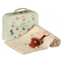 Maileg Baby Gift Set BAMBI rusty