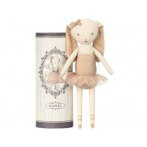 Maileg Dancing Ballerina Bunny in Tube ROSE