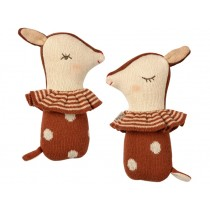 Maileg Rattle BAMBI rusty