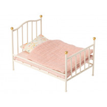Maileg VINTAGE BED for Mouse offwhite