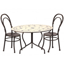 Maileg Metal Dining Table Set for Mini