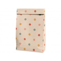 Maileg 5 XL Gift Bags MULTI DOTS